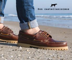 Imagem da campanha Son Castellanisimos