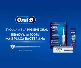 Imagem da campanha Oral-B Melhor Campanha