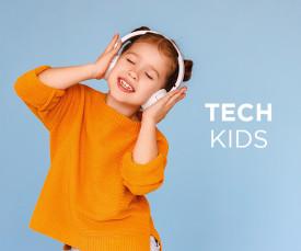 Dia da Criança! Tech Kids