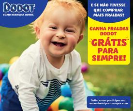 Imagem da campanha DODOT Campanha Exclusiva