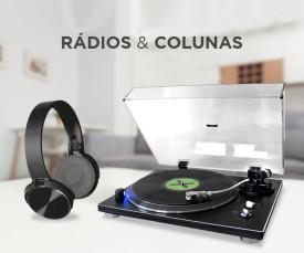 Soundmaster e Sogo! Rádios e Colunas