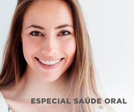 Imagem da campanha Especial Saúde Oral - Cuide dos seus Dentes!