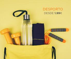 Imagem da campanha Especial Desporto!