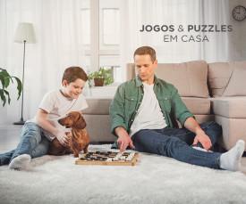 Imagem da campanha Jogos e Puzzles em casa!! desde 1.99eur