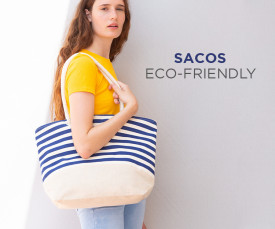 Especial Sacos Eco-Friendly