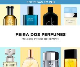 Imagem da campanha Perfumes MEGA FEIRA Entrega 72H