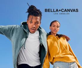Imagem da campanha BELLA CANVAS USA