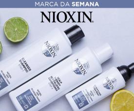 Marca da semana: Nioxin