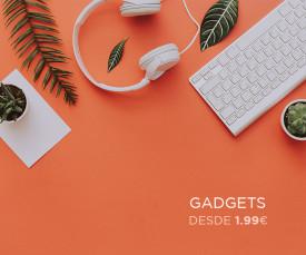 Imagem da campanha Gadgets desde 1.99 eur
