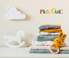 Imagem da campanha Pick Ouic