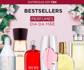 Imagem da campanha Especial Perfumes Dia da Mãe Entrega em 72H