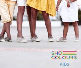 Shoe Colours Criança