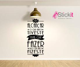 Imagem da campanha My Stick It