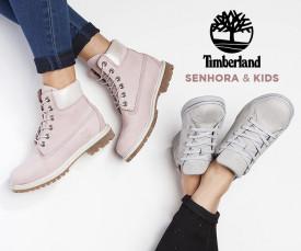 Imagem da campanha Timberland