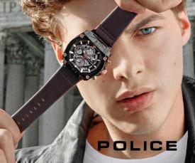 Imagem da campanha Police