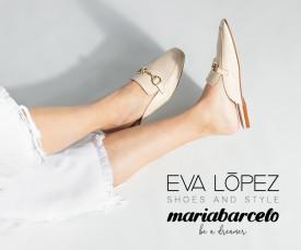 Imagem da campanha Eva Lopez e Maria Barcelo