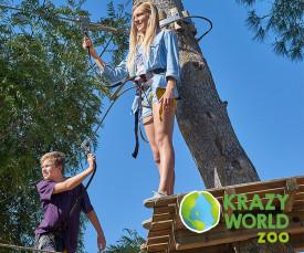 Krazy World Zoo | O Zoo interativo para toda a Família!