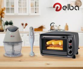 Imagem da campanha DELBA Electrodomésticos