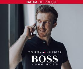 Tommy HIlfiger e Hugo Boss - Baixa de Preço!!