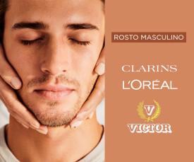 Imagem da campanha Rosto Masculino Cuidado