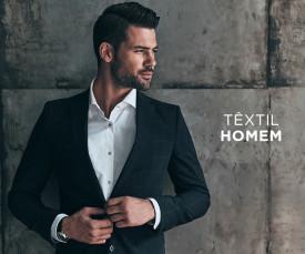 Imagem da campanha Textil Homem 72H