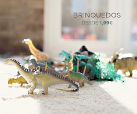 Imagem da campanha 72H!! Brinquedos várias marcas desde 1.99€