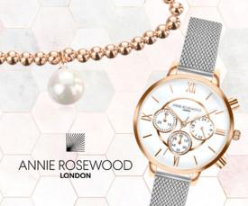 Imagem da campanha Annie Rosewood - Relógios e Joalharia