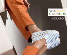 Imagem da campanha Shoe Colours Adulto