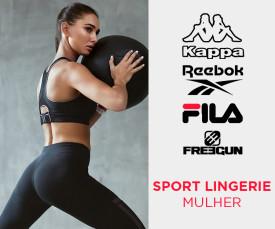 Sport lingerie mulher