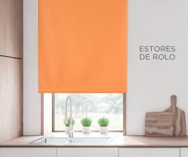 Imagem da campanha Estores de Rolo