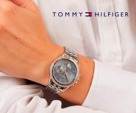 Imagem da campanha Tommy Hilfiger