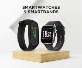 Smartwatches e Smartbands!