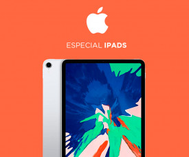 Imagem da campanha Especial Ipads desde 79.99eur