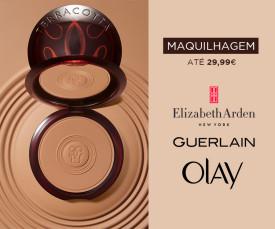 Imagem da campanha A Melhor Maquilhagem até 29,99€