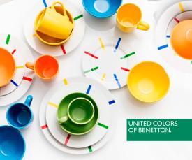 Imagem da campanha Benetton Home