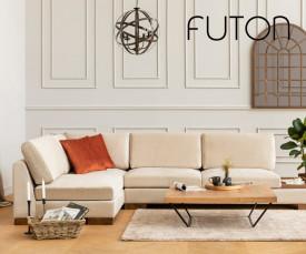 Imagem da campanha Futon