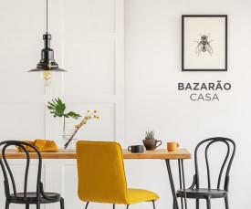 Imagem da campanha 72H Bazarão Casa