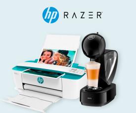 Imagem da campanha Oportunidade HP, RAZER desde 9.99eur