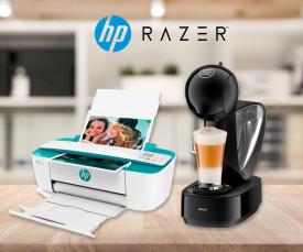 Oportunidade HP, RAZER desde 9.99eur