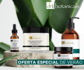 Oferta especial de verão by Dr. Botanicals