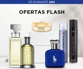 Imagem da campanha Ofertas FLASH SÓ DURANTE 24H