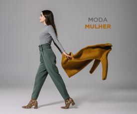 Imagem da campanha Moda Mulher 72H
