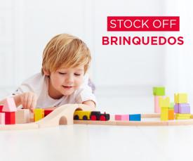 72H Stock Off Brinquedos !