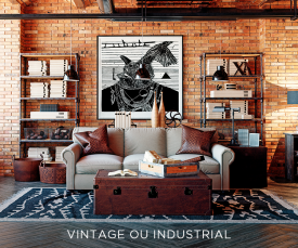 Vintage & Industrial