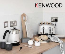 Kenwood! Momentos deliciosos em familia