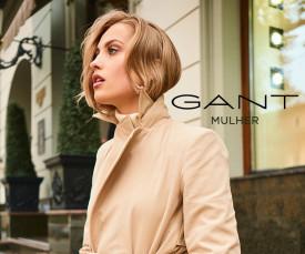 Imagem da campanha Gant Mulher Novidades Primavera