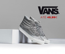 Imagem da campanha Vans