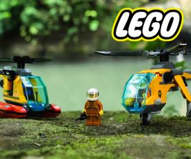 Imagem da campanha LEGO para toda a Família!