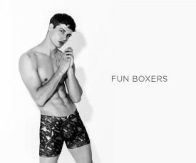 Imagem da campanha Especial Fun Boxers