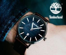 Imagem da campanha Timberland Relógios